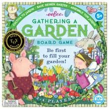 eeBoo Spinner Game Garden