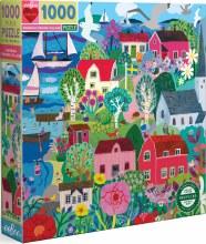 1000 Piece Puzzle Sweed Fish Village