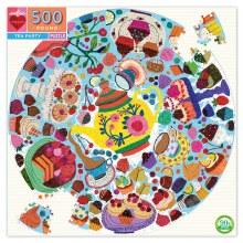 Tea Party 500 Piece Puzzle