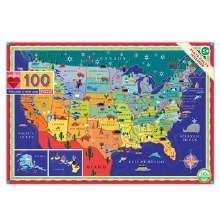 This Land Is Your Land Puzzle 100 pieces