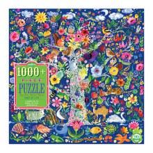 eeBoo Tree of Life 1008 Piece Puzzle