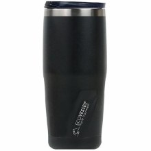 Eco Vessel The Metro Stainless Steel Insulated Tumbler 24oz Black