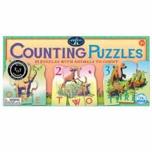 eeBoo Counting Puzzle Animals