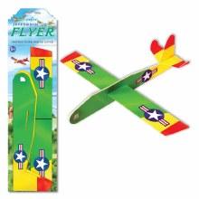 eeBoo Jefferson Flyer Green