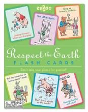 eeBoo Respect the Earth Flashcard