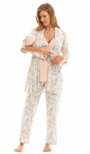 Everly Gray Analise 5-Piece Set in Cloud Blue