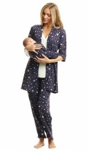 Everly Gray Analise 5-Piece Set in Stars