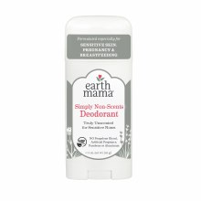 Earth Mama Natural Non-Scents Deodorant