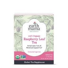 Earth Mama Organic Raspberry Leaf Tea