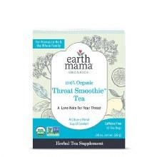 Earth Mama Organic Throat Smoothie Tea