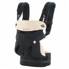 Ergo 360 Carrier Black/Camel