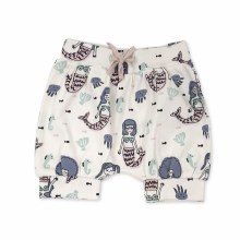 Finn + Emma Organic Cotton Bloomer Mermaids