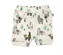 F+E Shorts Llama 0-3m