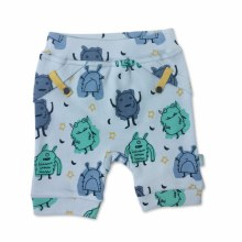 Finn + Emma Organic Cotton Shorts Monsters