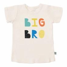 Finn + Emma Tee Big Bro 4T