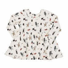 Finn + Emma Twirl Dress Dogs 0-3