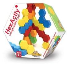 Fat Brain Toys HexActly Blocks