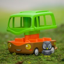Fat Brain  Timber Adventure Bus
