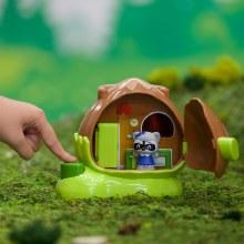 Fat Brain Toys Timber Tots Hazelnut House
