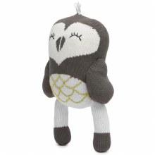 FE Rattle Buddy Oona The Owl