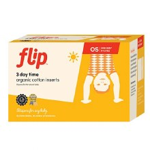 bumGenius Flip Organic Day Time Insert