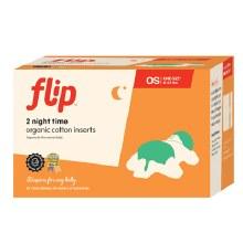bumGenius Flip Organic Night Time Insert