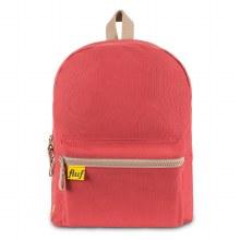 Fluf Back Pack Brick Red