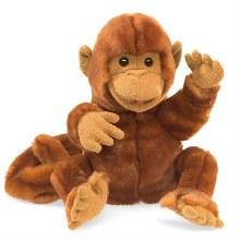 Folkmanis Classic Monkey
