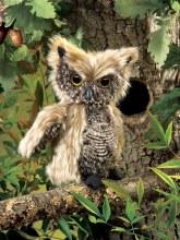 Folkmanis Baby Screech Owl Puppet