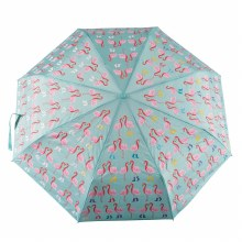 Floss and Rock Colour Changing Big Kid Umbrella Flamingo