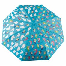 Floss and Rock Colour Changing Big Kid Umbrella Toucan