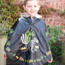 Floss and Rock Colour Changing Poncho Dinosaur