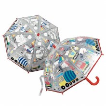 Floss and Rock Color Changing Umbrella Construction