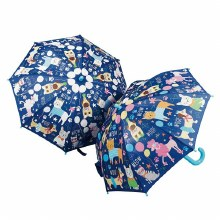 Floss and Rock Colour Changing Umbrella Pets