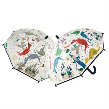 Floss and Rock Color Changing Umbrella Spellbound