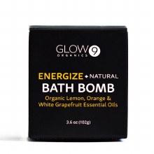 Glow Organics Bath Bomb - Energize
