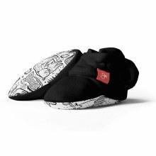 Goumi Boots- Kinship Black 0-3 Months