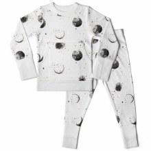 Organic Cotton & Bamboo Loungewear Celestial