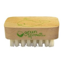 Green Sprouts Baby Nail Brush