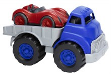 Green Toys Flatbed Truck