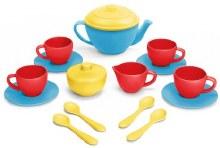Green Toys Tea Set - Blue