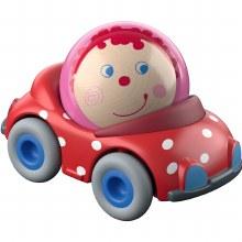 Haba Kullerbu Pauline's Convertible Car with Ball