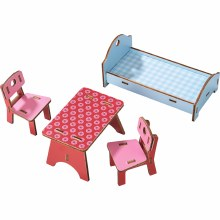 Haba Dollhouse Furniture Homestead