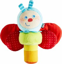 Haba Clutching Character Butterfly Mina