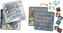Haba 305049 Mag Game Alphabet