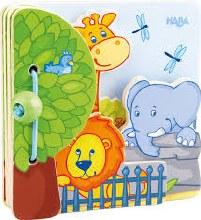 Haba Baby Book Zoo Animal
