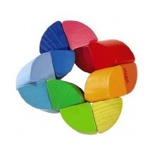 Haba Clutching Toy Rainbow Rings
