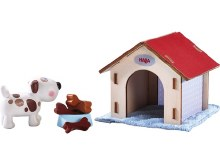 Haba Little Friends Bendy Dolls - Lucky the Dog