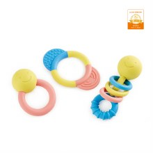 Rattle & Teething Collection