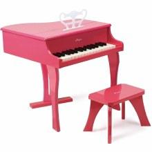 Hape Happy Grand Piano Pink